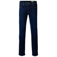 Selected homme - Jeans slim fit dark blue denim