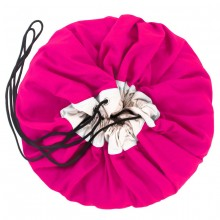 Play and Go - Sac de rangement fushia