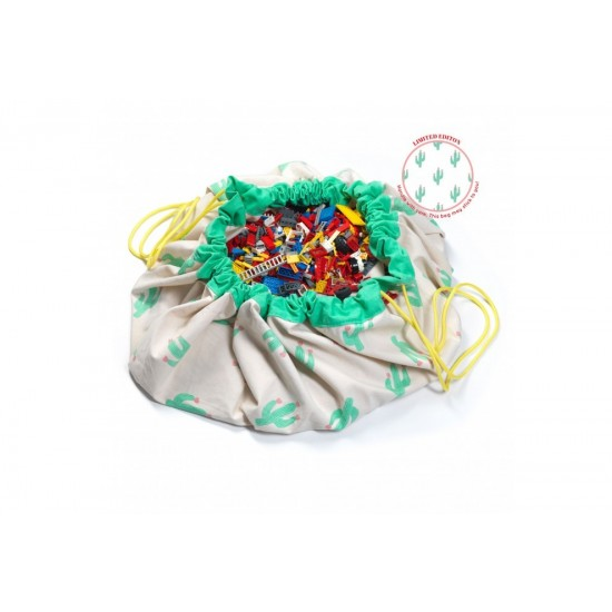 Play and Go - Sac de rangement - Cactus