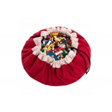 Play and Go - Sac de rangement rouge