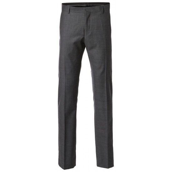 Selected - Pantalon costume gris