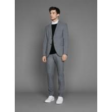 Selected - Pantalon costume gris clair