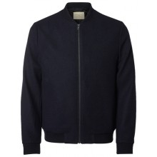 Selected - Veste bomber en laine