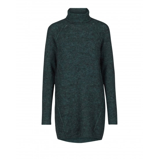 Minimum - Robe pull verte