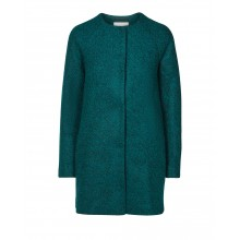 Minimum - Manteau femme vert