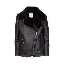 Minimum - Manteau femme noir