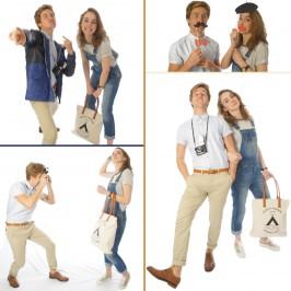 Looks homme et femme du jour #5 par Clément et Mathilde