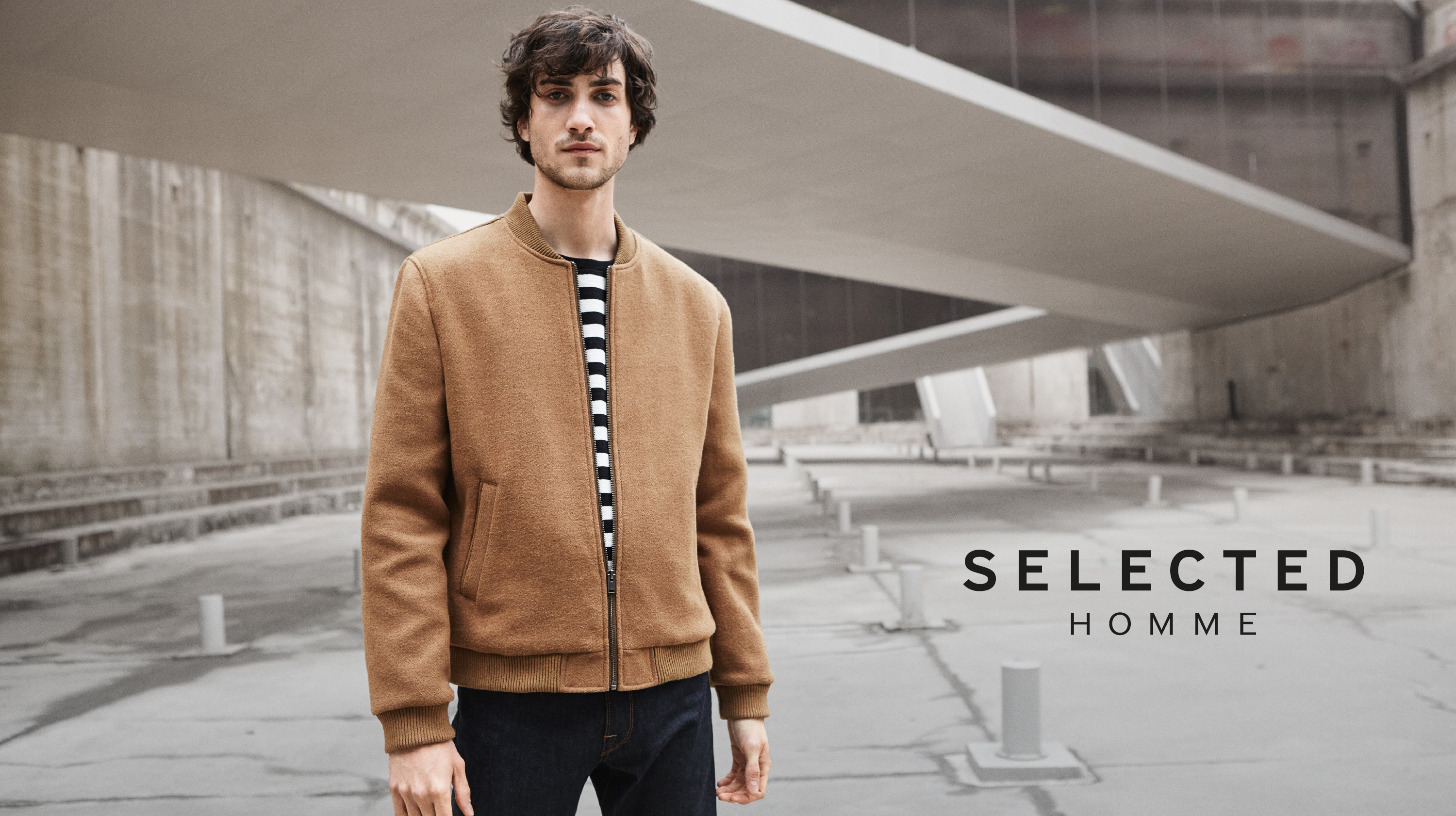 automne hiver 2016 SELECTED homme